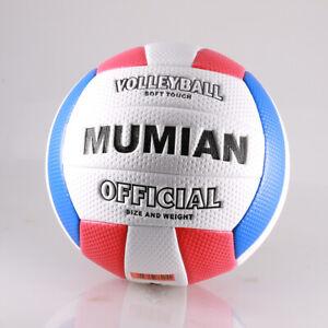 Officiel volley Training jeu Softball dans Taille 5