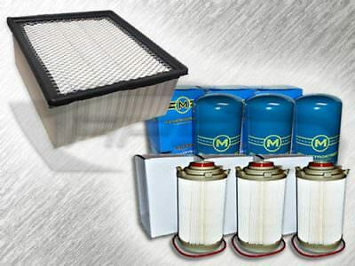 GF400 REPLACES MO633 53034051AB 6.7L TURBO DIESEL AIR FILTER /& 1 FUEL FILTER