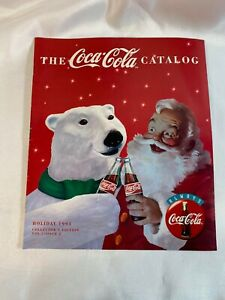 The-Coca-Cola-Catalog-Holiday-1993-Collector-039-s-Edition-Vol1-Issue-2