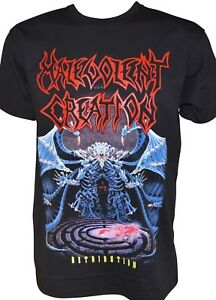 MALEVOLENT-CREATION-Retribution-T-Shirt-XL-Extra-Large-165505