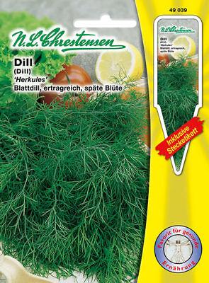 Dill,gewöhnlicher,Anethum graveolens,Kräuter,Chrestensen,PG1