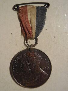 Gran-Bretagna-England-medaglia-George-V-Nottingham-1935