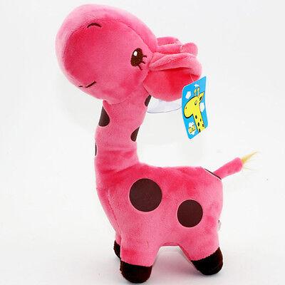 Happy Gift Plush Giraffe Soft Toy Animal Dear Doll Baby Kid Child Birthday 1*pc
