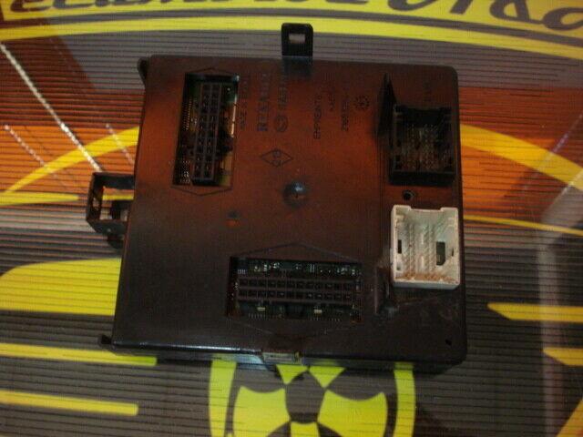 Bsi Box Fuses Renault Vel Satis 8200275725 33254919