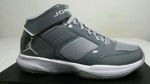 Da Uomo Nike Scarpa Basket BCT Mid 2 Grigio 616362004 nuovo in scatola