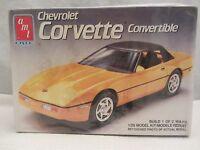 Amt / Ertl Chevrolet Corvette Convertible Model Kit 1:25 Scale (715h) 6076