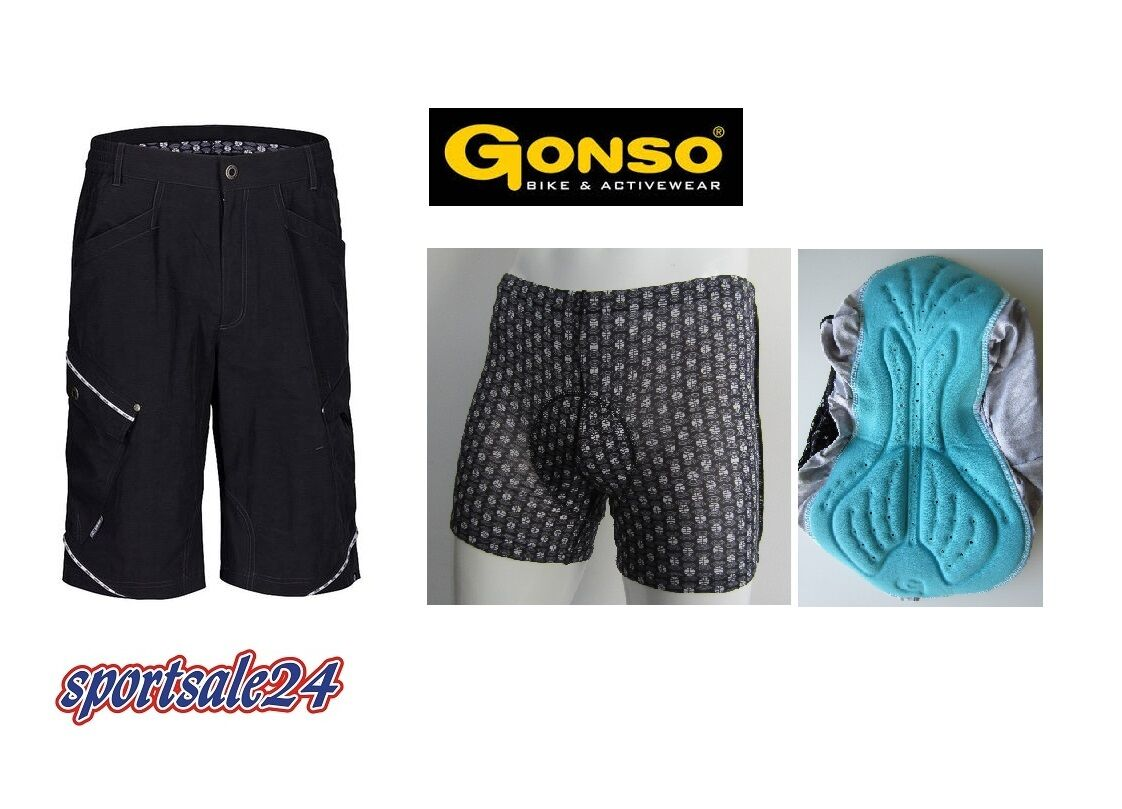 Us40 By Gonso Bike-Short 'S