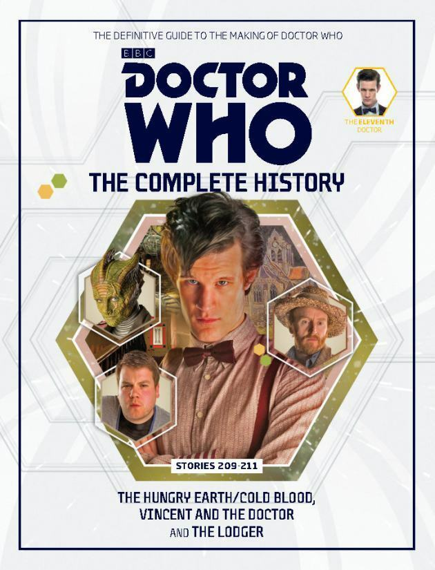CHOOSE DOCTOR WHO - THE COMPLETE HISTORY ISSUES MAIL 60-69 ULTRA FAST W'WIDE MAIL ISSUES ce3fca