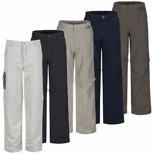 Regatta Great Outdoors Childrens//Boys Sorcer Zip-Off Pants