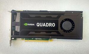 HP-NVIDIA-Quadro-K4000-3gb-GDDR5-192-bit-768-CUDA-NUCLEOS-PCI-E-2-0-tarjeta