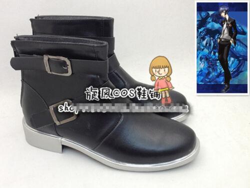 Persona 3 P3 Shin Megami Tensei Cosplay Shoes Cos Shoes Hot