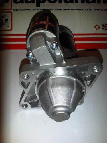OPEL VAUXHALL MOVANO 2.3 2299cc DCi CDTi DIESEL BRAND NEW STARTER MOTOR 2010-on