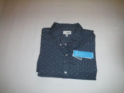 Big /& Tall Long Sleeve Men/'s Shirts Sonoma 4XB,3XB,2XB.3XLT,,XLT.Multi Plaid NWT