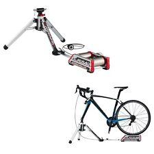 Minoura FG-540 Hybrid Roller Front Fork Mounted Trainer w/ Roller Resistance