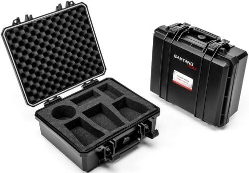 Caja de lente Samyang VDSLR S Koffer maletillas Bagaglio