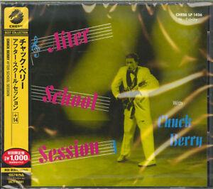 CHUCK-BERRY-AFTER-SCHOOL-SESSION-JAPAN-CD-BONUS-TRACKS-B50
