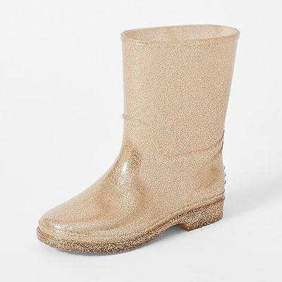 NEW Cecil Junior Glitter Rainboots Kids
