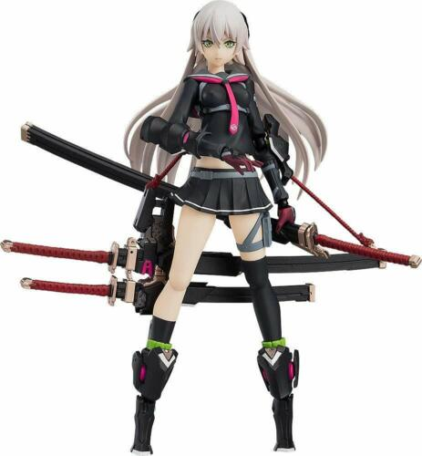 Heavily Armed High School Girls Ichi Figma Action Figure