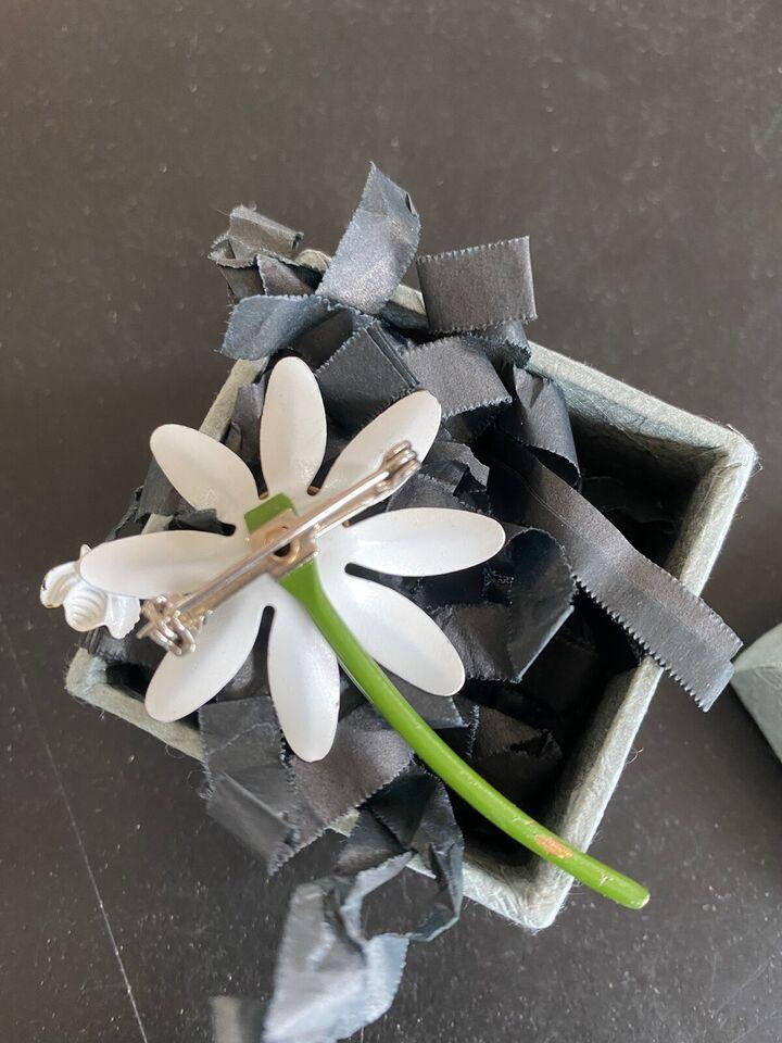 Øreclips, andet materiale