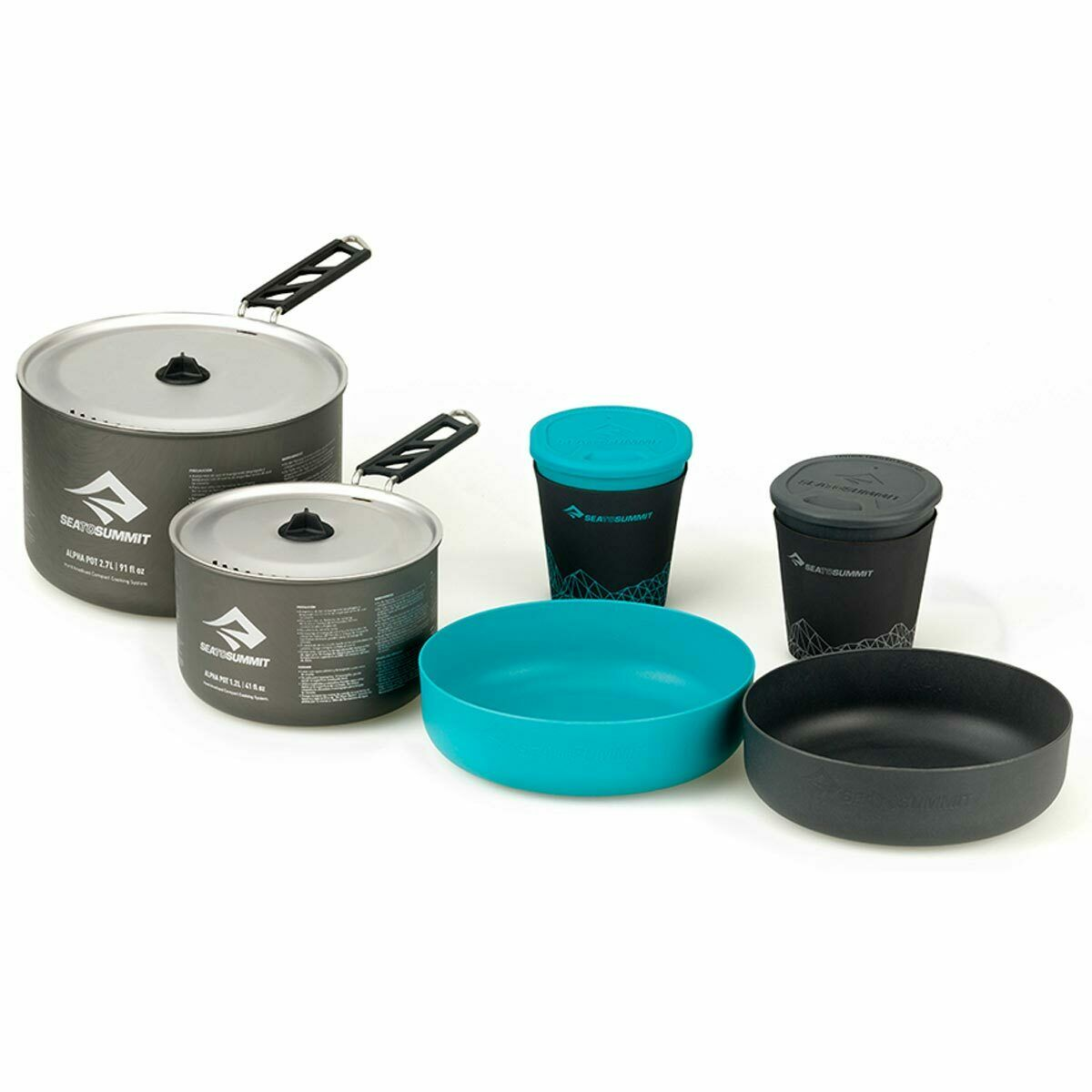 Sea To Summit Alpha Pot Cook Set 2.2 - Grey   with cheap price to get top brand