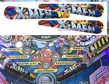 *SALE* X-MEN  Pinball Flipper Armour Mod-3 piece set