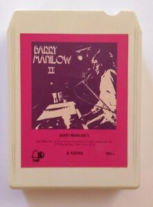 Barry Manilow II (8-Track Tape, S123765)
