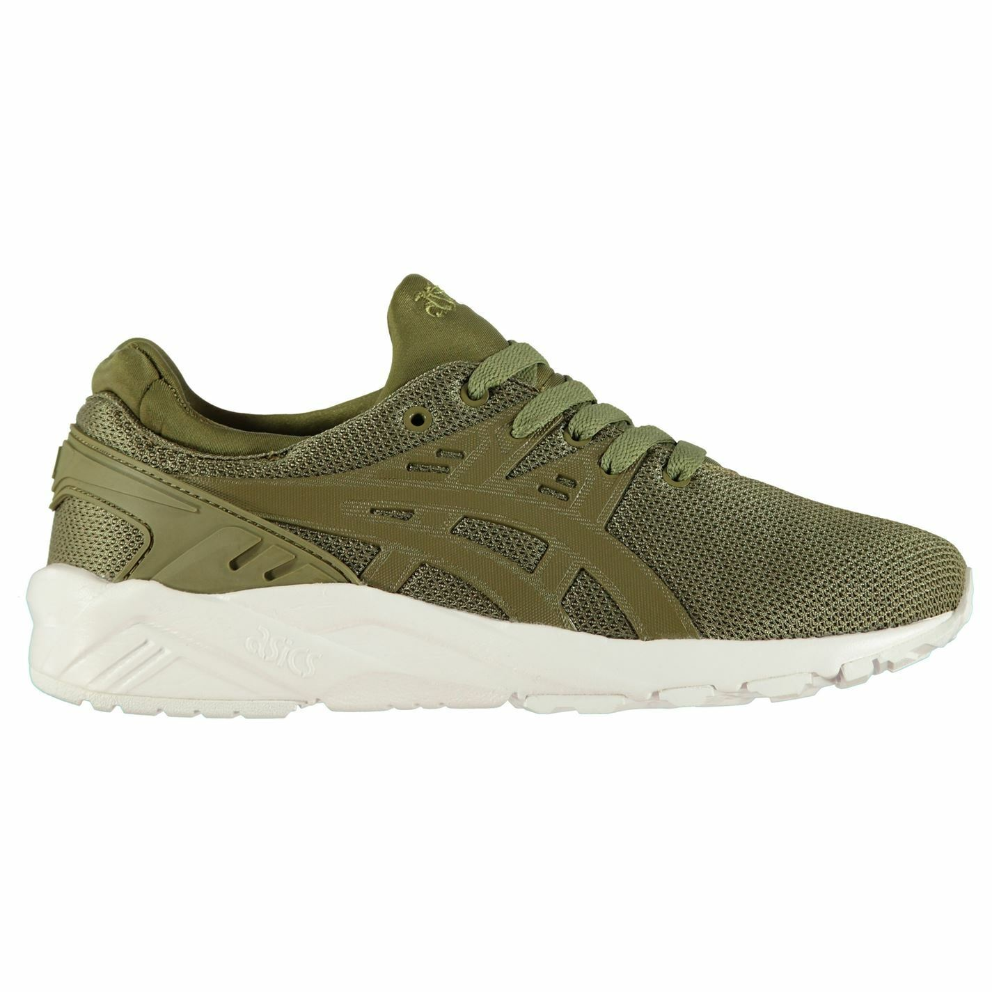Asics Mens Gel Kayano Evo Classic Trainers Low Lace Up Sports Shoes Mesh Upper