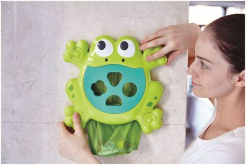 Hape FEED-ME BATH FROG Pre-School Young Children Toddler Toy Game BN