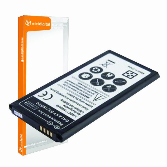 Battery for Samsung Galaxy S5 G900 EB-BG900BBE
