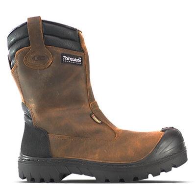 d4898cd0a74 Cofra Baranof Rigger Boots Mens Composite Toe Caps & Midsole Metal Free  SDirect | eBay