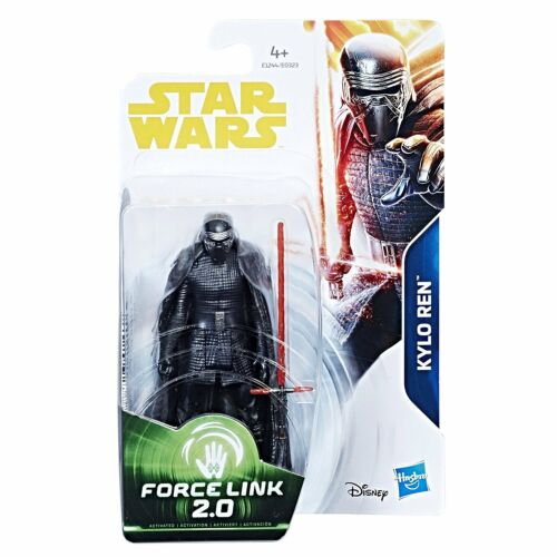 Solo Kylo Ren Force Link 2.0 Figure 3.75 Inches Star Wars