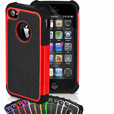 For Apple iPhone 5C Gel Phone Case Rubber Rugged Heavy Duty Silicone Cover Stuff