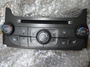 Details about Chevrolet GM Malibu 2013-2015 Climate Control Unit  Temperature 23465799