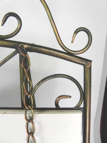 Kochbuchständer Buchständer Antikdesign Metall nostalgisch