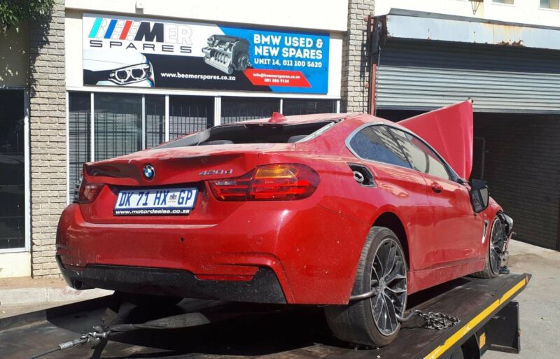 BMW Spares F30 F10 F20 F15 E70 E90 Stripping for Parts