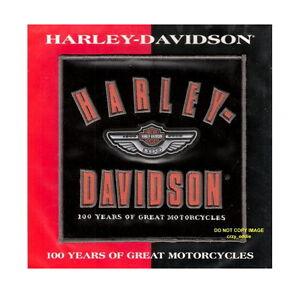 HARLEY-DAVIDSON-100TH-ANNIVERSARY-VARSITY-PATCH-AUTHENTIC-VEST-JACKET-PATCH
