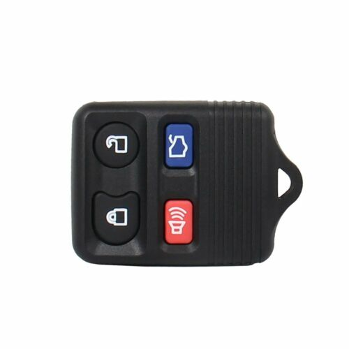 2X New Keyless Entry Remote Control Car Key Fob Clicker Transmitter Replacement