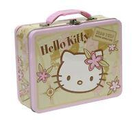 Sanrio Hello Kitty Safari Adventure Lunch Box Carry All Birthday Gift Bag Favor