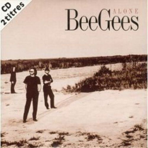 Bee Gees | Single-CD | Alone (1997; 2 tracks, cardsleeve)