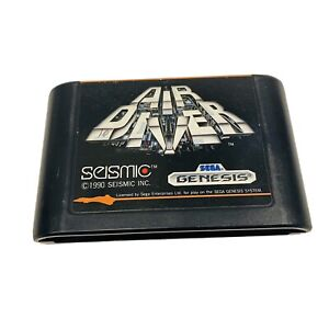 Air Diver (Sega Genesis, 1990) Cartridge Only Cleaned And Tested
