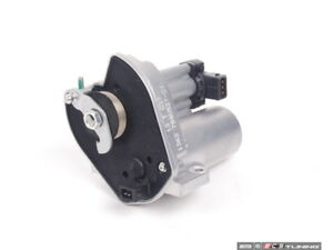 Genuine BMW - Throttle Body Actuator - 13627840537 | eBay