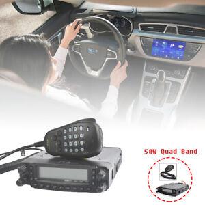 HYS-TC-8900R-FM-29-50-144-430MHZ-50W-Quad-Band-Transceiver-Mobile-Car-Radio-Ham
