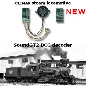 Climax-steam-locomotive-SoundGT2-1-DCC-decoder-for-Bachmann-brass