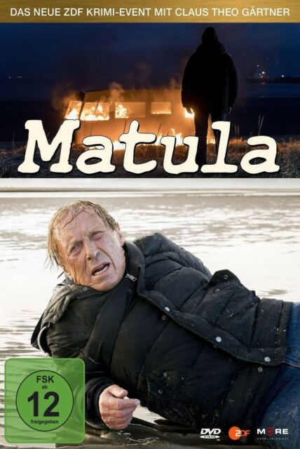 Claus Theo Gärtner - Matula, 1 DVD