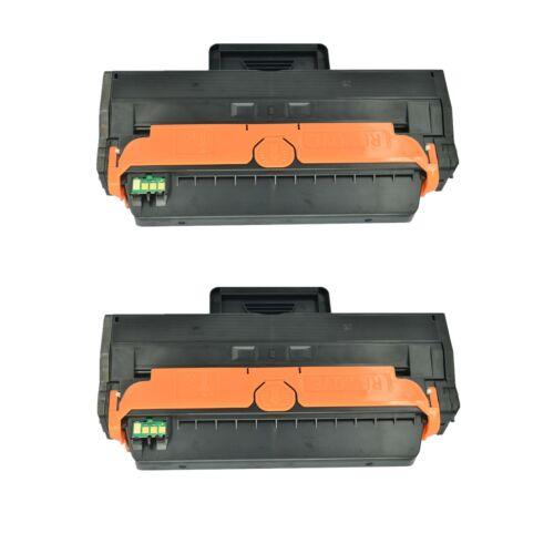 2PK MLT-D115L Toner Cartridge Compatible For Samsung SL-M2830DW SL-M2880FW