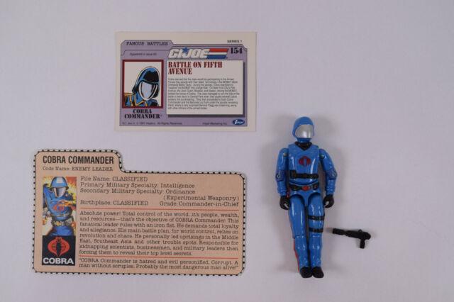 GI Joe 82-83 Cobra Commander