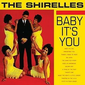 The-Shirelles-Baby-It-039-s-You-New-CD-UK-Import