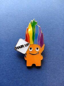 Amazon-Mitarbeiter-peccy-Pin-Troll-mit-Rainbow-Hair-Haare-nur-100-hergestellt