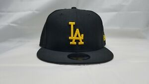 reputable site bcd74 e790f Image is loading NEW-ERA-9FIFTY-SNAPBACK-HAT-MLB-LOS-ANGELES-