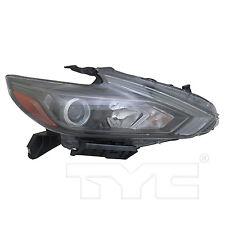 TYC NSF Right Side Halogen Headlight For Nissan Altima SR Model 2016-2017